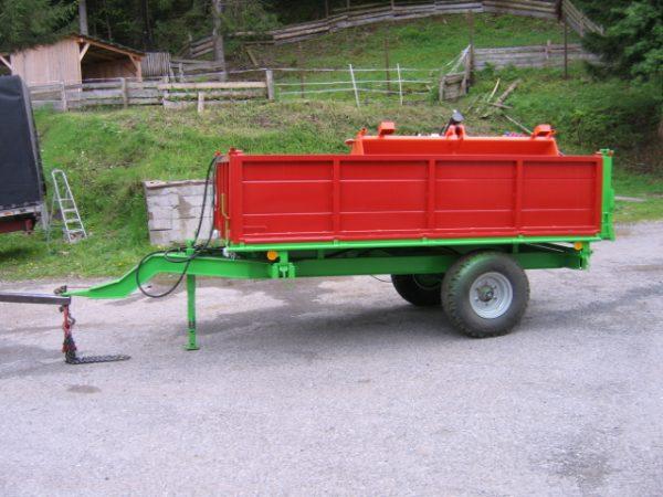 traktorová vlečka