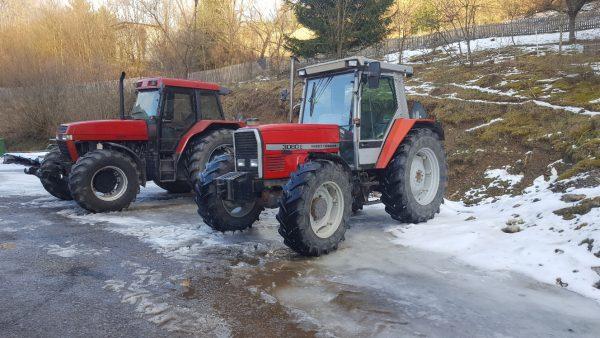 Traktor Masey Ferguson 3080