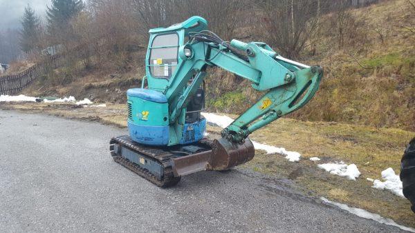 Minibager IHI váha 2000 kg
